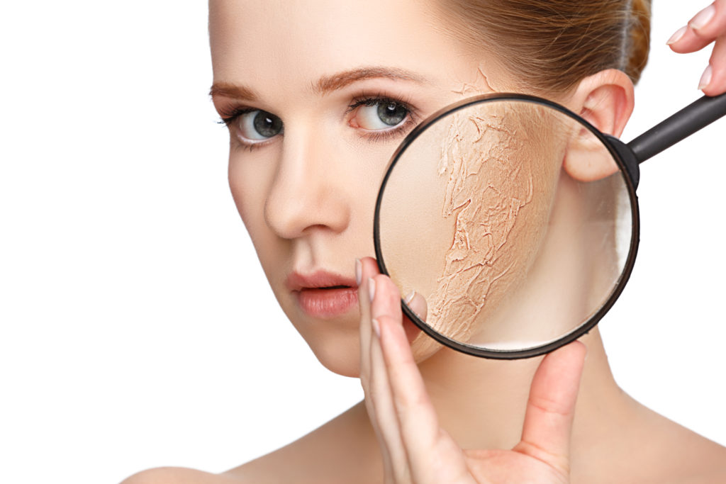 Do You Have Dry Skin, or Are You Just Dehydrated?