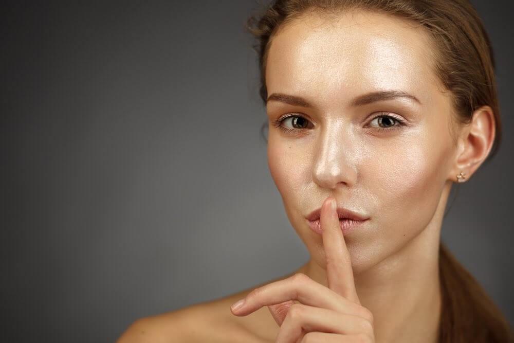 Oil Fighting Tricks to Reduce Shiny Skin