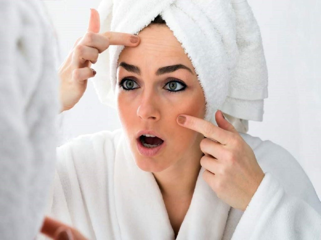 The 5 Things You Should Never Do Your Skin!